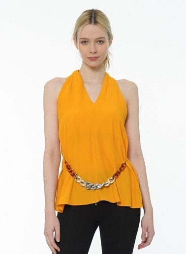 Ipekyol Bluz Sarı